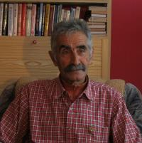 Ioannis Charalambidis v Bohutíně v listopadu 2011
