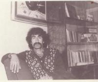 Ioannis Charalambidis v sedmdesátých letech