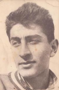Ioannis Charalambidis, Veveří - 1960