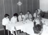 Hubačka-60. norozeniny