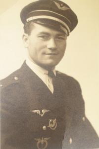 Ivan Schwarz v RAF