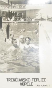 S rodiči v Trenčianských Teplicích
