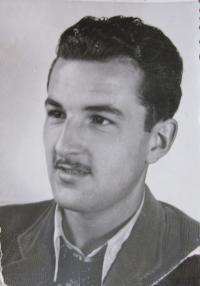 Jan Svačina v roce 1946
