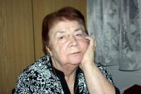 Maja Fundová při natáčení v roce 2012