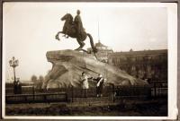 Měděný jezdec - Leningrad - 1959