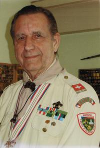 Miloš Miltner, present-day photo