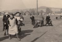 Odsun německého obyvatelstva, Varnsdorf, květen 1949