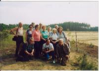 Nezmaři troop at an expedition 2