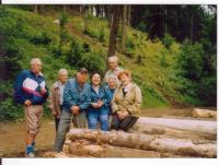 Nezmaři troop at an expedition 3