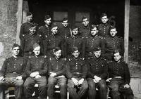 Nástupní ročník Vojenské letecké akademie Hradec Králové / 1945