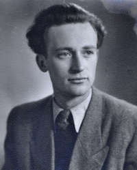 Antonín Zelenka / asi 1945