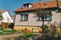 rodný dům Miloslava Bláhy ve Svitávce