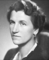 Maminka Kunhuta hraběnka Mensdorff-Pouilly 1899-1989