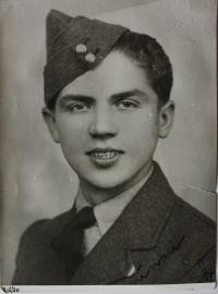 Emil Boček in 1944
