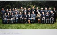 Czech pilots at British Embassy - September 2006