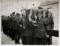 Funeral RAF