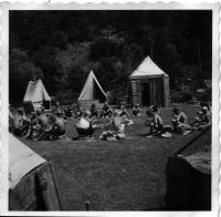 Želivka - Scout Camp 1938