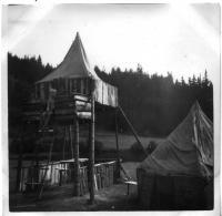 Želivka - skautský tábor 1938