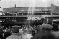 Demonstrace na Letné - 26.11.1989