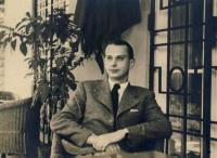Strýc Vladimír Vacek