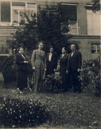 Rodina Vackova