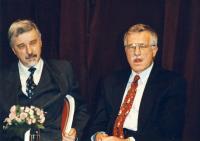 S Václavem Klausem