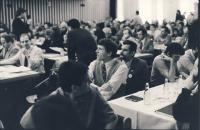 Hostivařská konference Občanského fóra