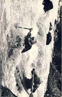 Na divoké vodě v Rumunsku