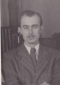 Adolf Linka - dobová fotografie