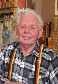 František Bocek v lednu 2012