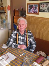 František Bocek in January 2012