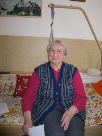 Marie Bednařiková in February 2012