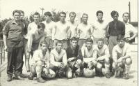Fotbalový team