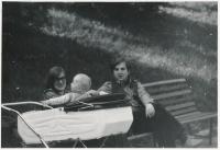 Pavel Bratinka s rodinou