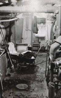 Kotelna (80. léta)