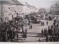 Osvobození Skutče, 1945