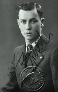 Karel Brhel / asi 1945