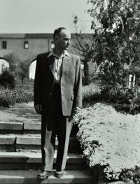 Karel Brhel v Klimkovicích / 60. léta