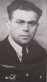 František Dostál, pilot v RAF, který zahynul 24. dubna 1943