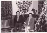 Josef a Libuše Hiemerovi