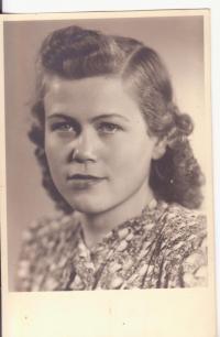 Sestra Libuše Hiemerové, Drahoslava Lošťáková