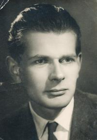 Jan Skopeček - about 17 years