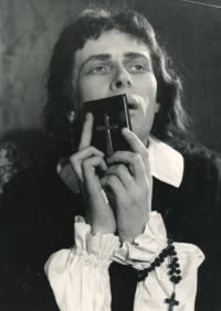 Jako Molièrův Tartuffe
