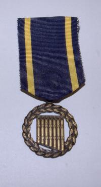 Skautské vyznamenání: Bronzová syrinx