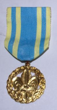 Zlatá medaile Lilie a přátelství (skautské vyznamenání udělované v ústeckém královehradeckém a libereckém kraji