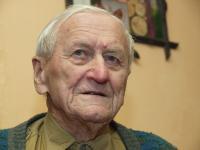 Stanislav Hylmar v roce 2010 (autorem fotografie je Jiří Němeček)