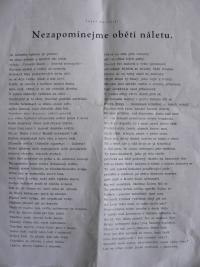 oběti náletu - Josef Navrátil