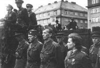 Praha květen 1945