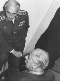 Generál Selner v 60. letech