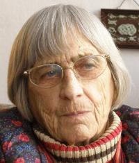 Jana Pfeifferová portrét (2012)